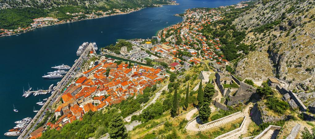 Povijest kotorske biskupije