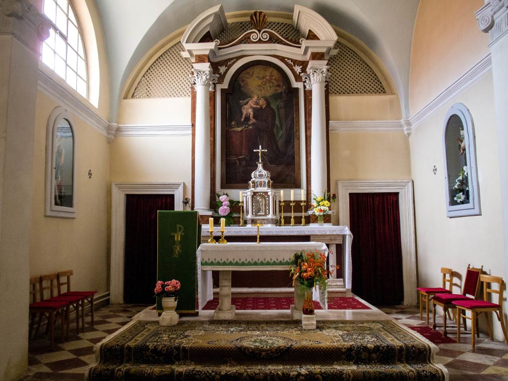 Crkva sv. Antuna, Herceg Novi
