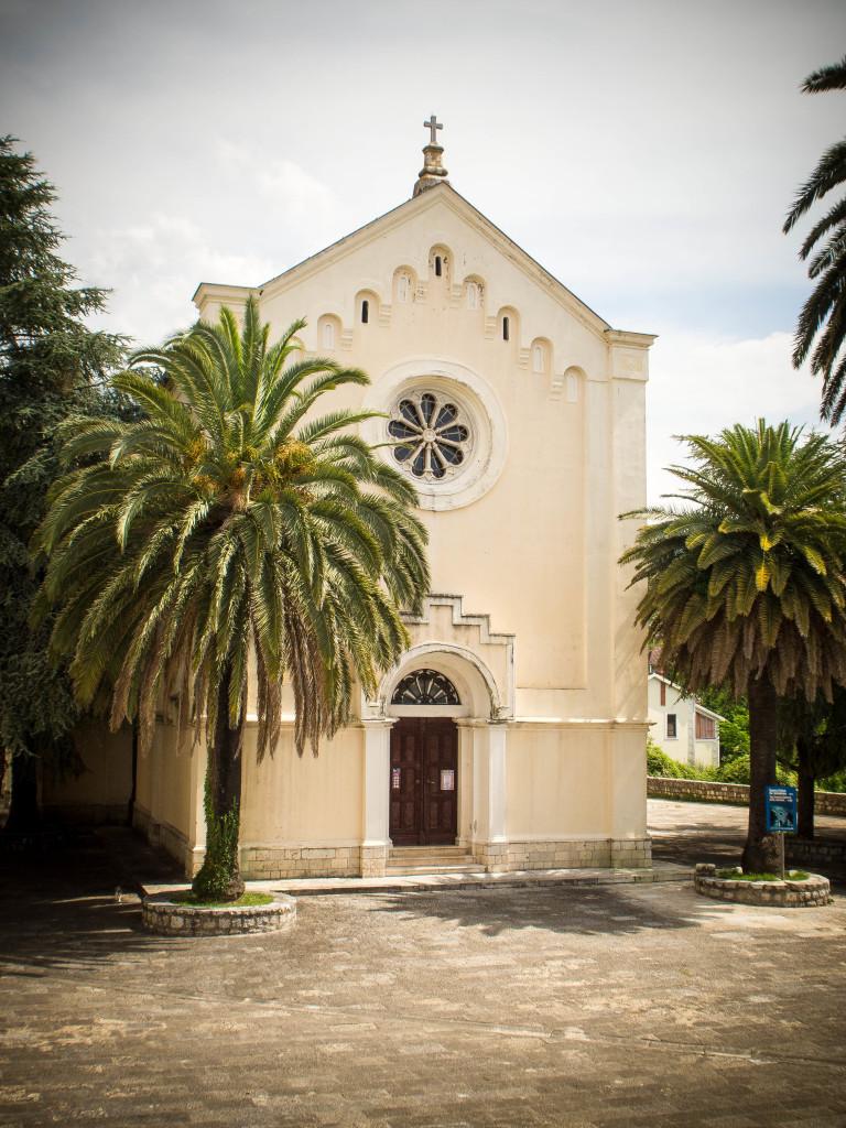 Župna crkva sv. Jeronima, Herceg Novi