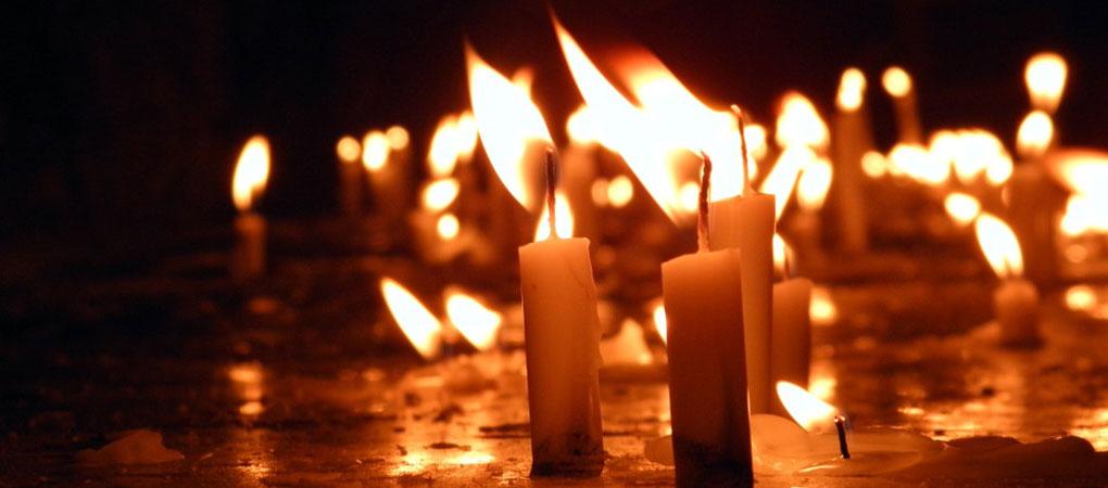 O proslavi svetkovine Svih Svetih i Dušnog dana