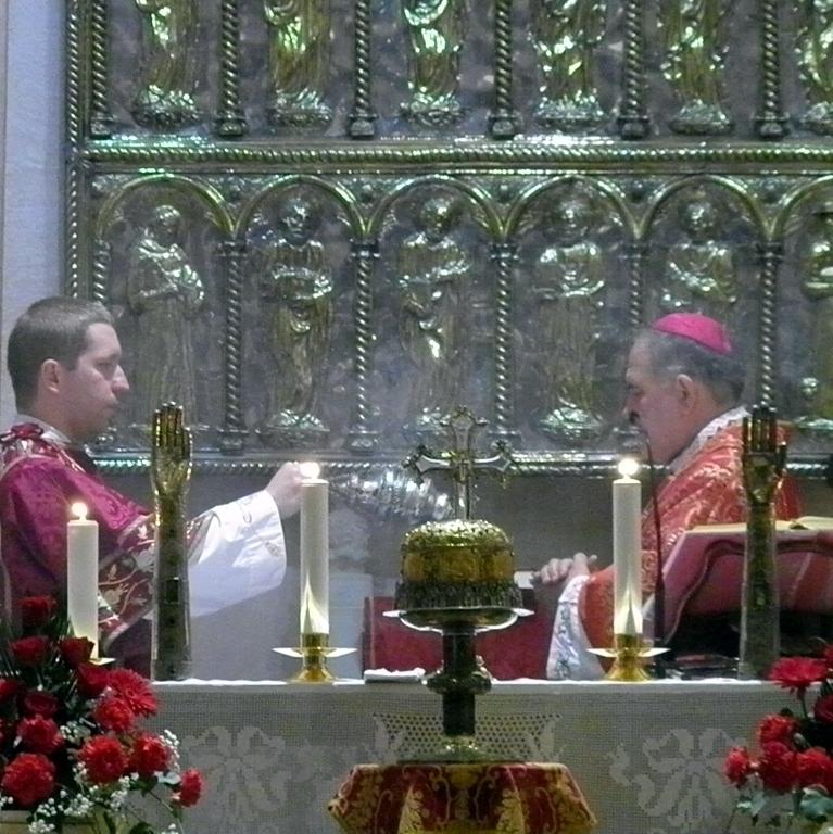 Liturgijsko slavlje u čast zaštitnika Grada i Biskupije