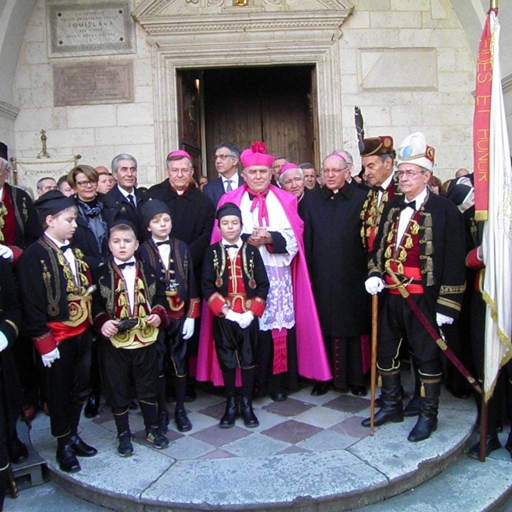 Održana vanjska proslava Sv. Tripuna