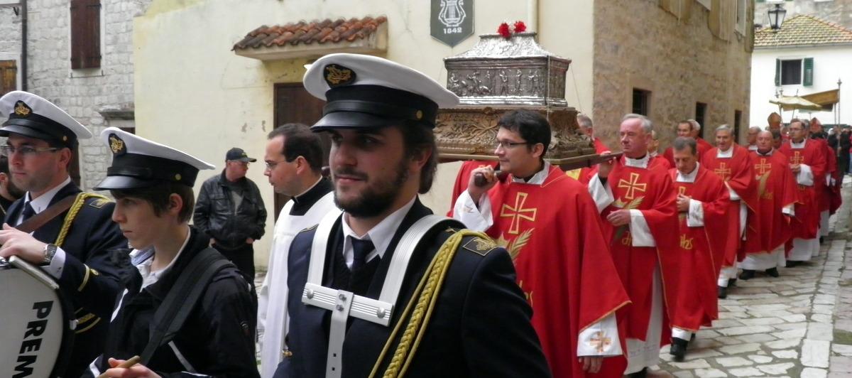 Program proslave Sv. Tripuna