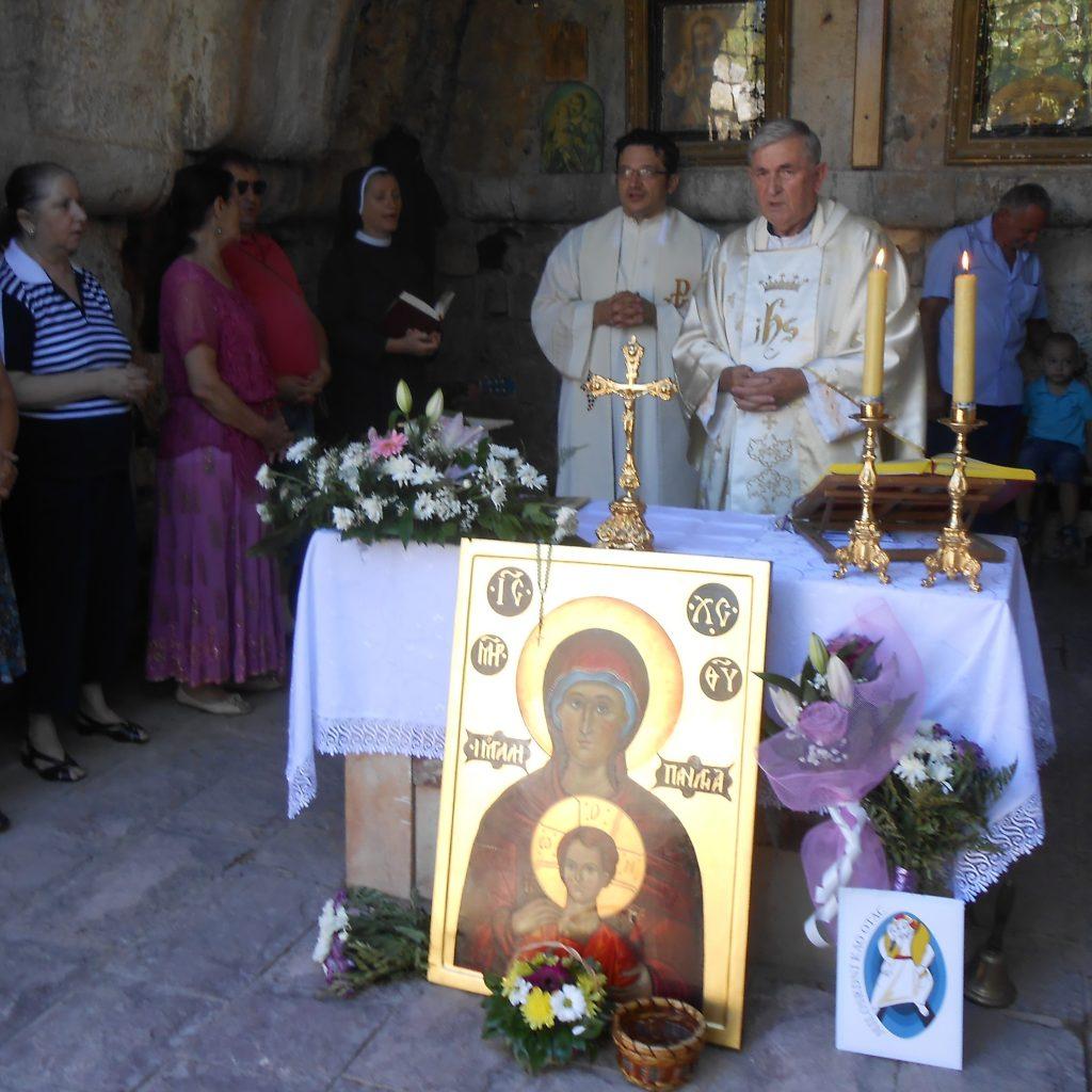 Diljem Kotorske biskupije proslavljena svetkovina Marijina Uznesenja
