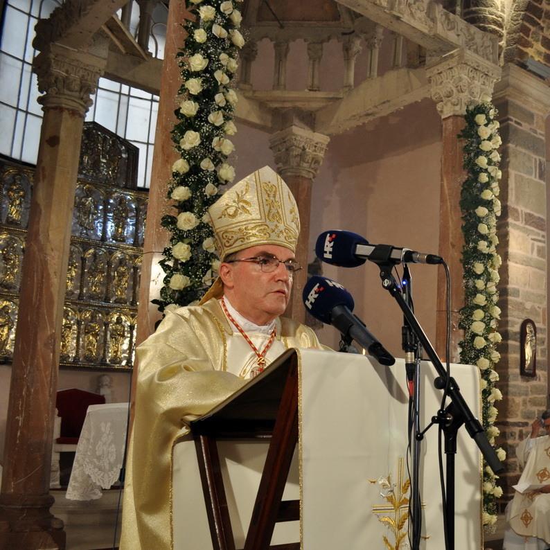 Pontifikalna sv. misa o proslavi 850 godina posvete kotorske katedrale