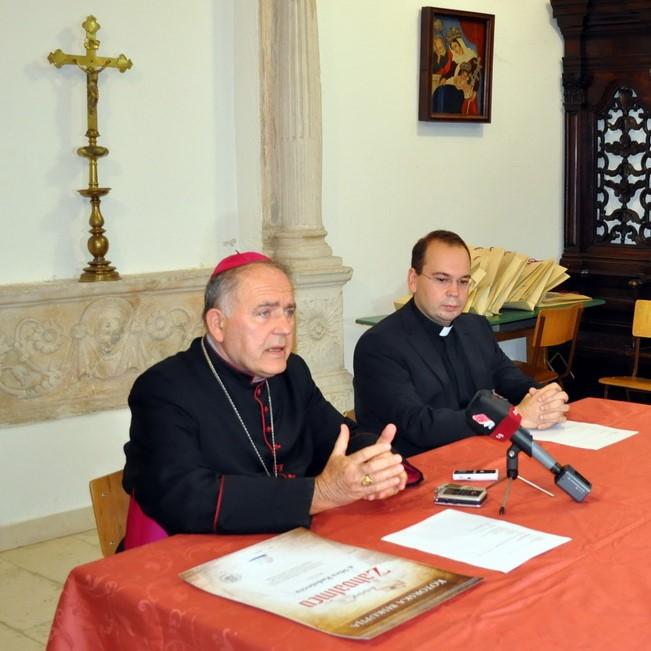Susret s medijima u Kotorskoj biskupiji