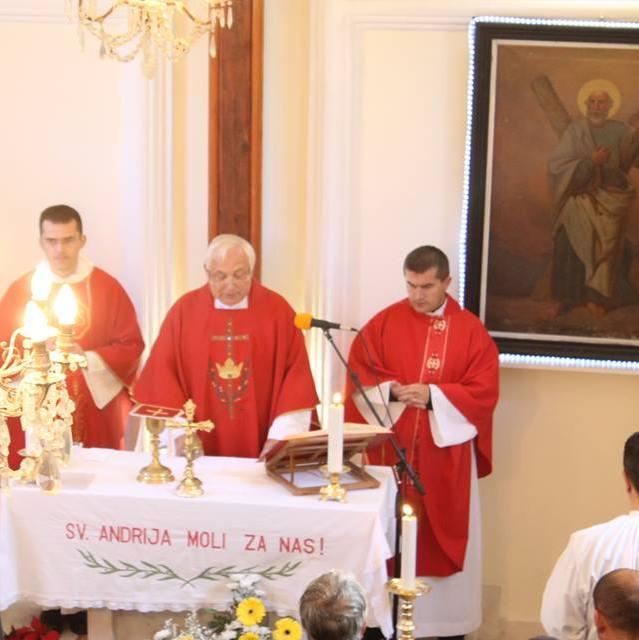 Jubileji užupi Sv. Andrije –Brca