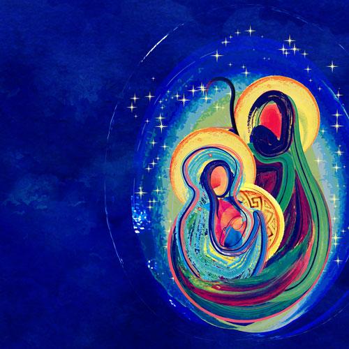 Raspored svetih misa na Badnjak i svetkovinu rođenja Gospodnjega — Božić