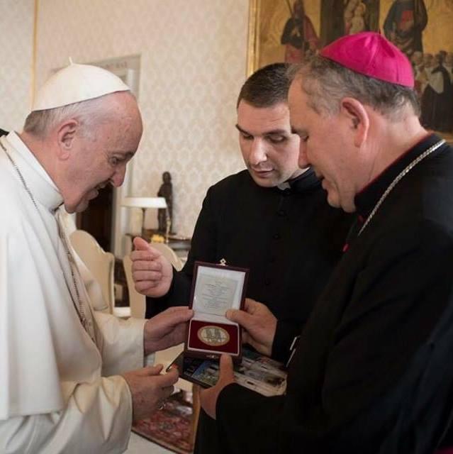 Papa Franjo se susreo s biskupima Crne Gore, Srbije, Makedonije i Kosova