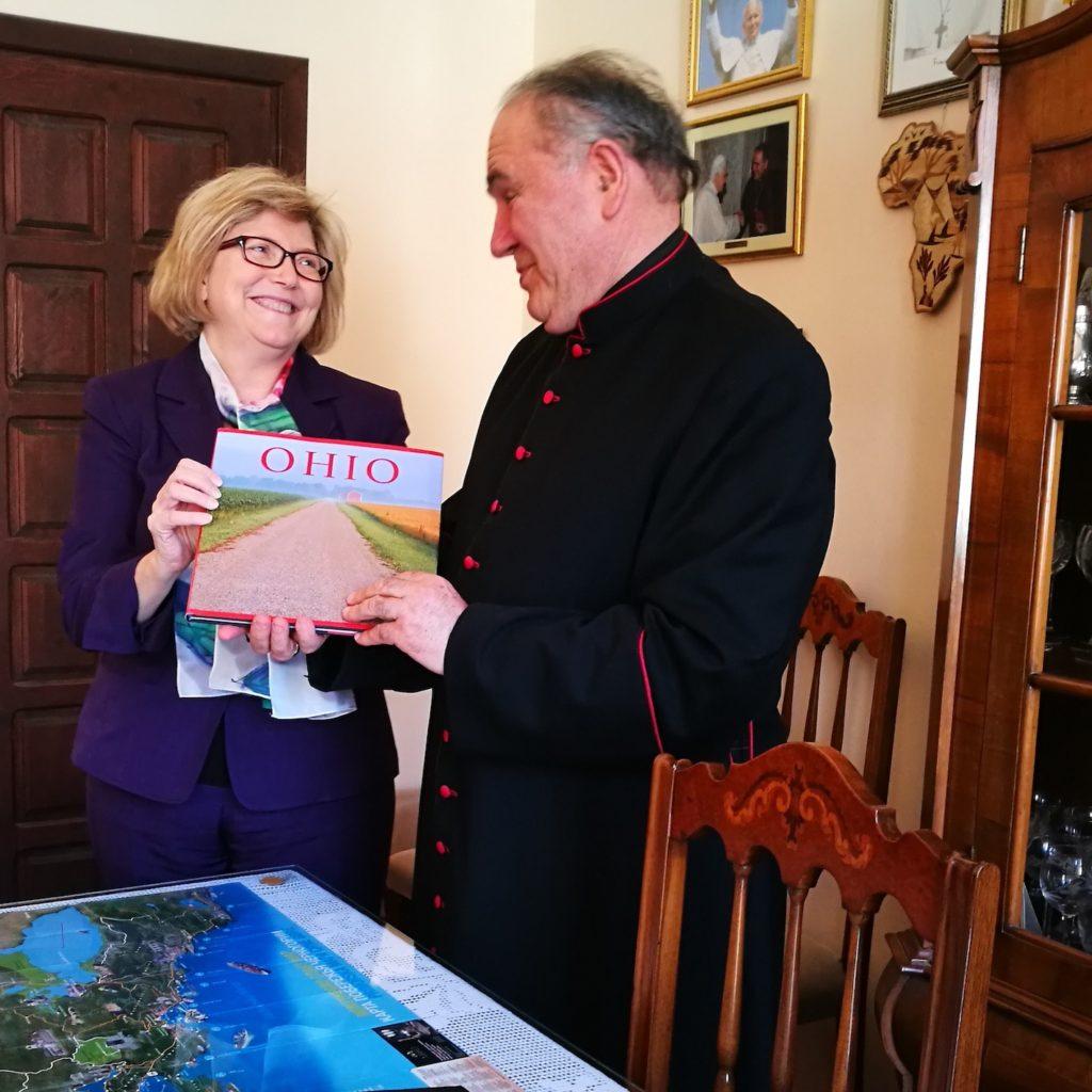 VeleposlanicaUyehara posjetila Kotorsku biskupiju