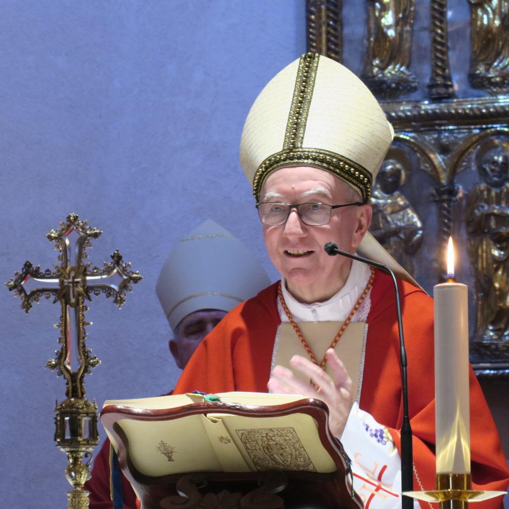 Kardinal Parolin u pastoralnom pohodu Kotorskoj biskupiji