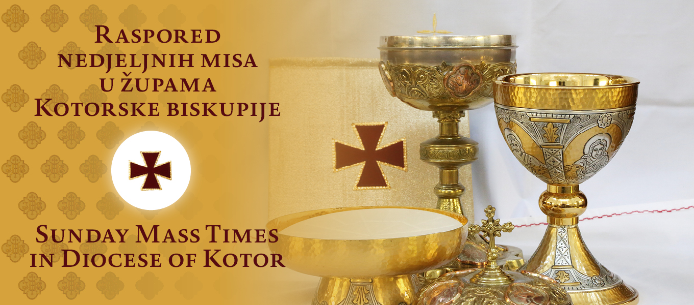 Raspored misa