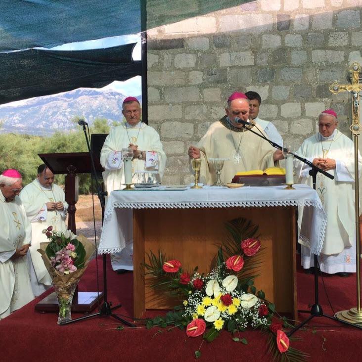 Biskup Janjić proslavio zlatni svećenički jubilej