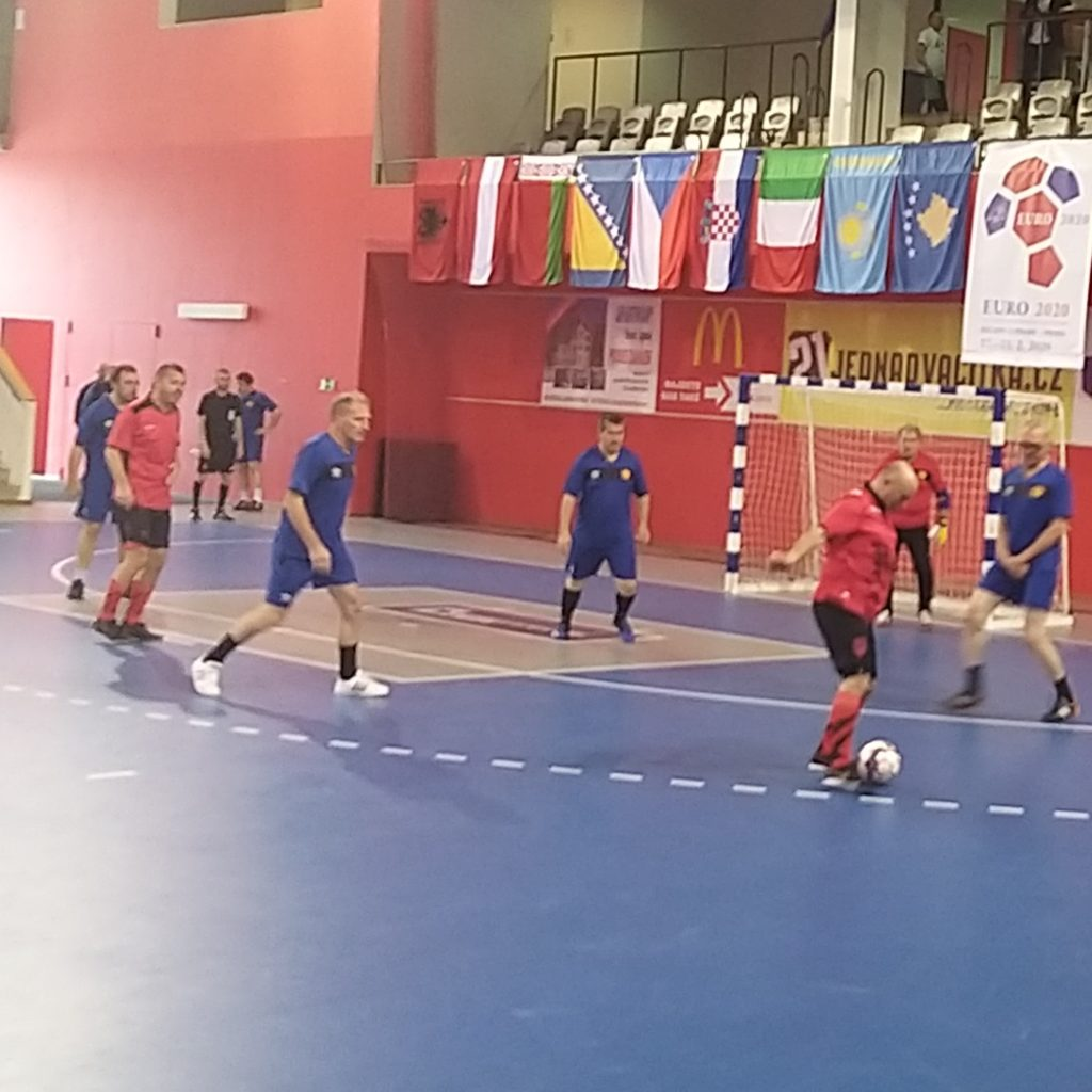 Svećenici iz Crne Gore na Europskom prvenstvu katoličkih svećenika u malom nogometu