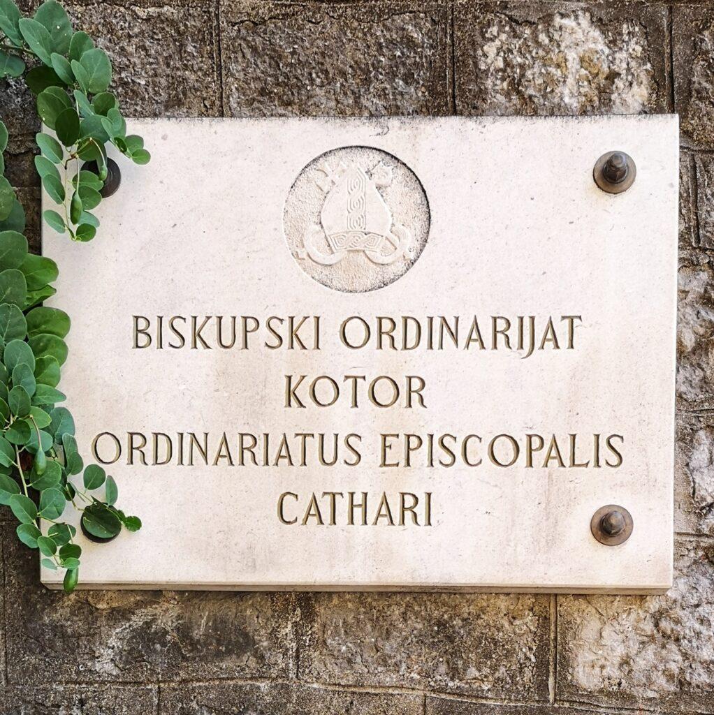 Razriješenja i imenovanja u Kotorskoj biskupiji