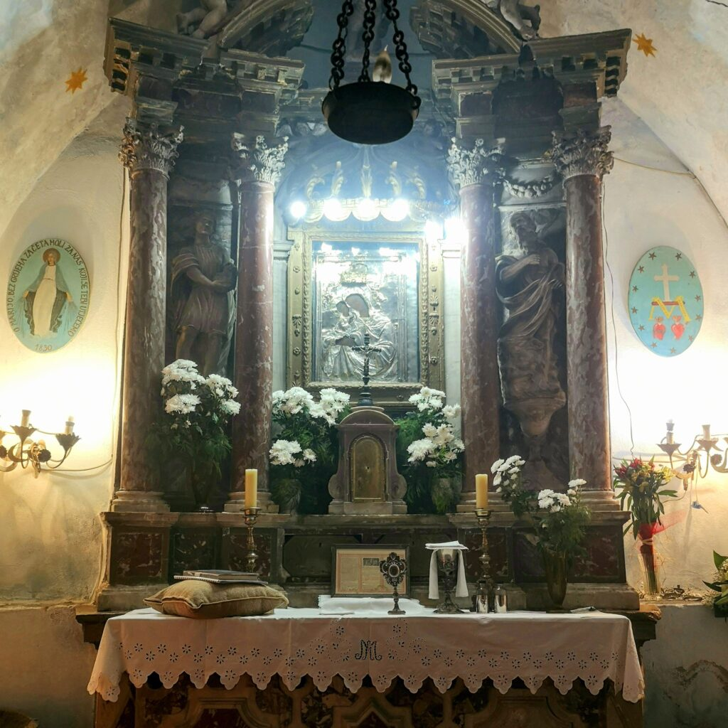 Obavijest o proslavi blagdana Gospe od Zdravlja u Kotoru