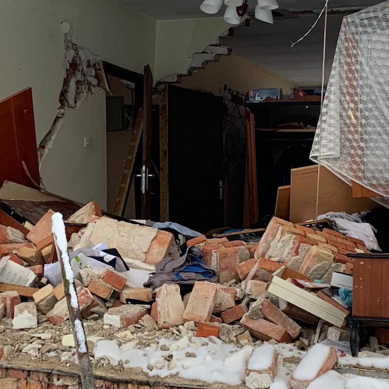 Izvještaj o prikupljenim sredstvima za stradale u potresu