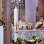 Misa ustoličenja kotorskog biskupa mons. Ivana Štironje