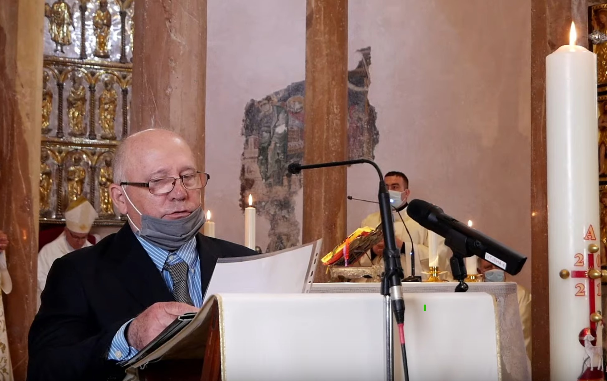 Slavko Dabinović - govor