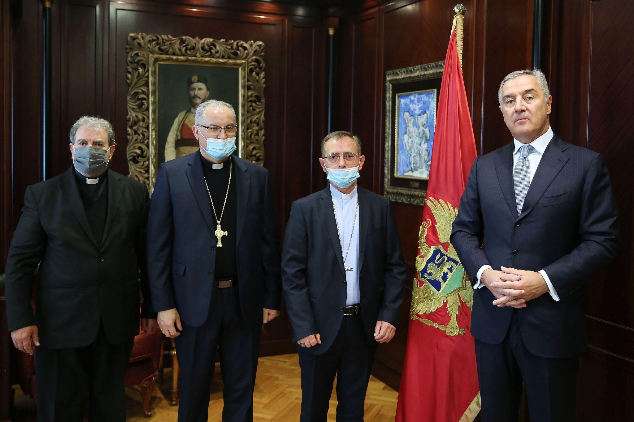 Susret predsjednika i biskupa