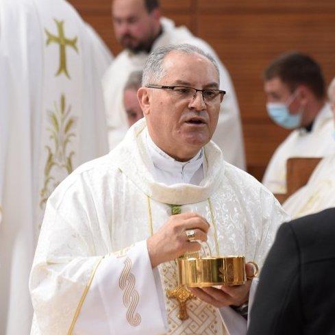 Zahvalni govor novozaređenog kotorskog biskupa mons. Ivana Štironje