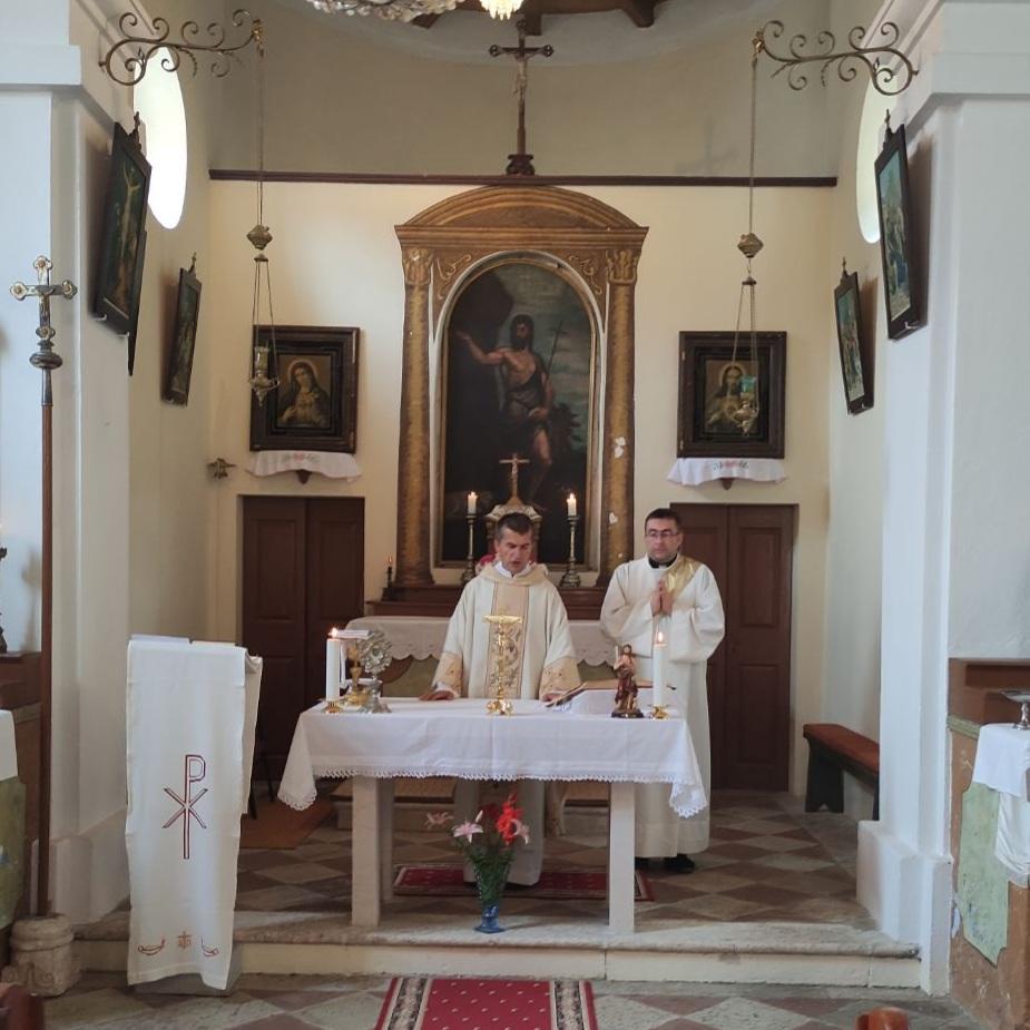 Svetkovina Rođenja sv. Ivana Krstitelja u Kostanjici