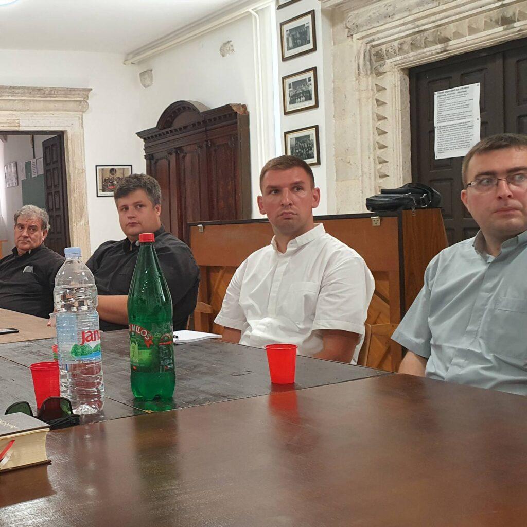Svećenička rekolekcija i susret s novim biskupom
