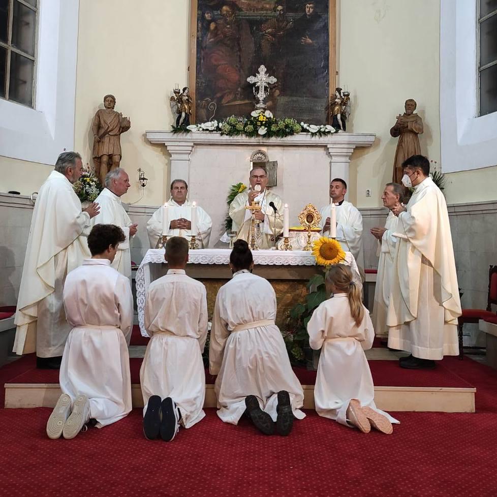 Proslavljen blagdan sv. Jeronima u Herceg Novom