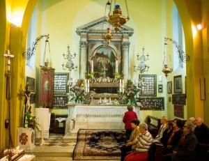 oltar bl. Gracije
