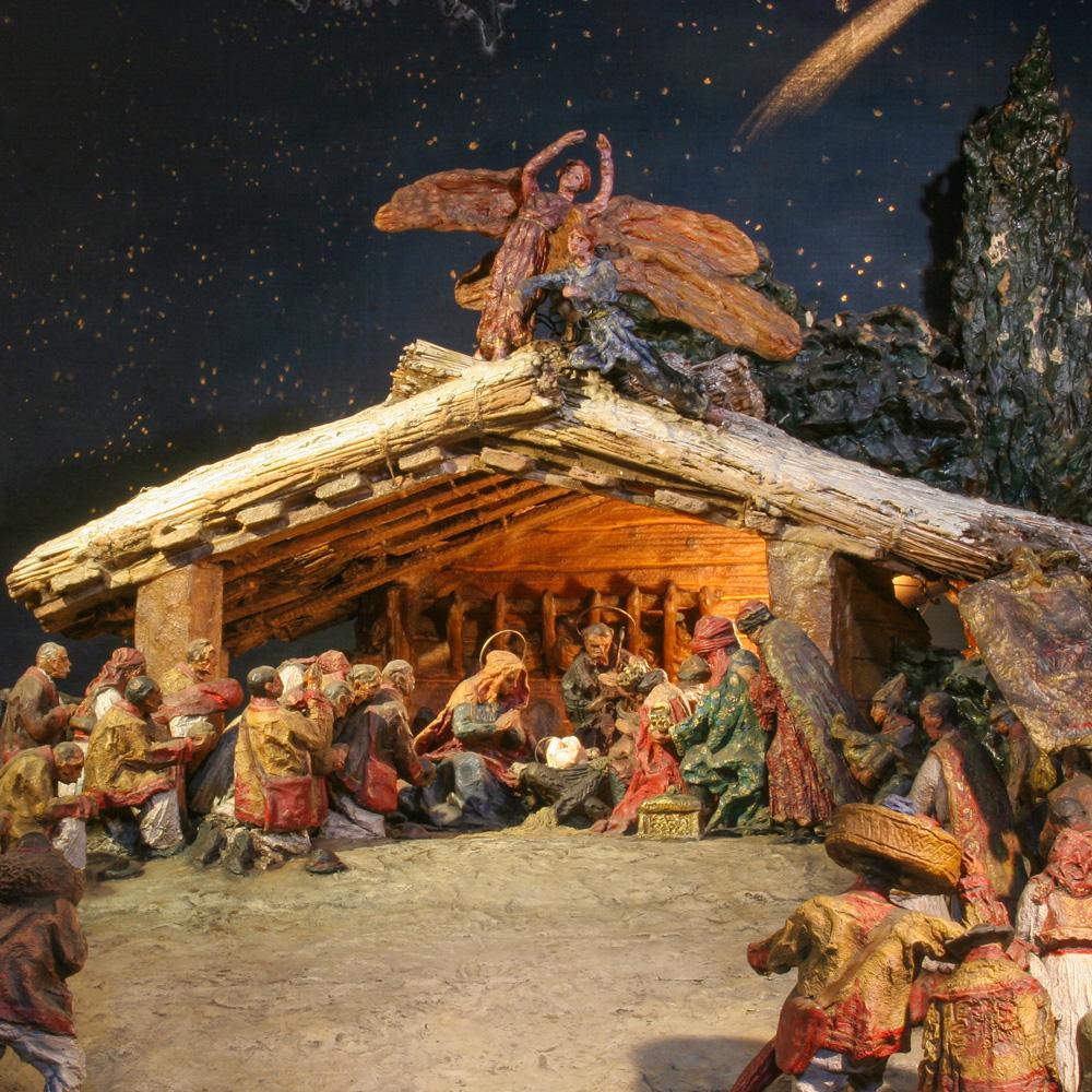 Raspored bogoslužja: Badnjak i Svetkovina Rođenja Gospodnjega—Božić