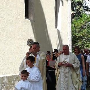 Sutomore: proslava blagdana sv. Roka