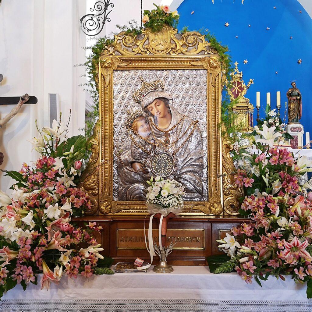 Župa Muo proslavila svoju nebesku zaštitnicu