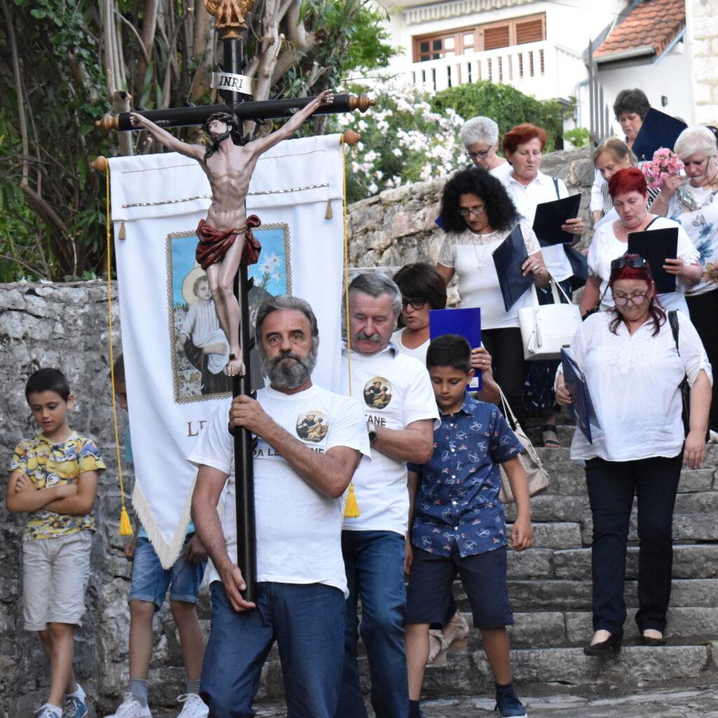 U Lepetanima proslavljen sv. Antun
