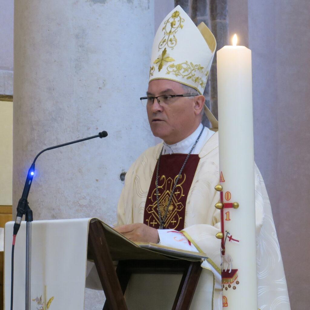 Propovijed biskupa Štironje na 6. vazmenu nedjelju