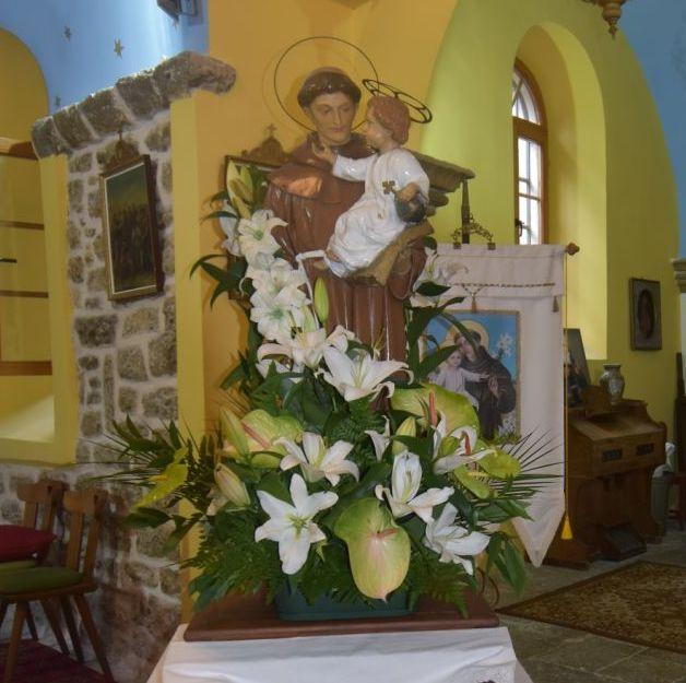 Župa Lepetane proslavila sv. Antuna