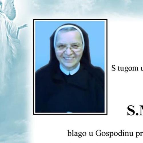 Preminula s. Margareta – Roza Ukaj